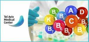 בדיקת דם ויטמינים