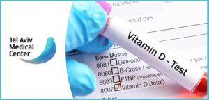בדיקת ויטמין D